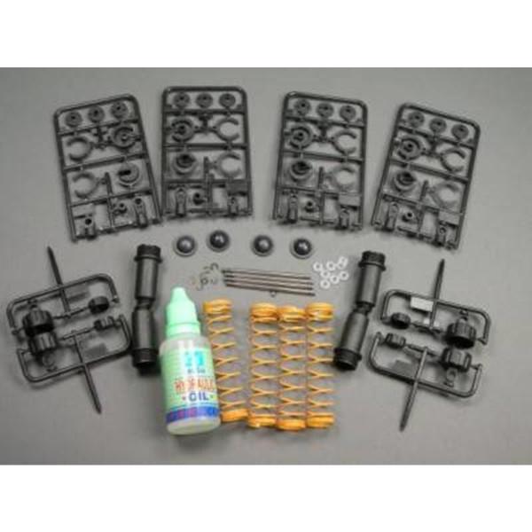 Öldruckstoßdämpfer Bausatz 4 Stück lang 002-6201