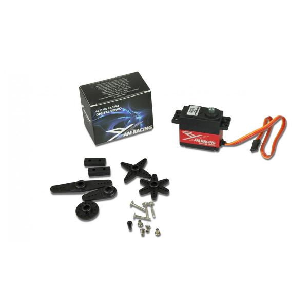 AMX Racing 6221MG Digital Servo, Standard