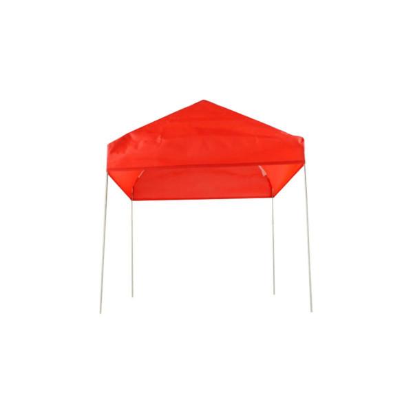 1:10 Renn Zelt rot 1/10 race tent red