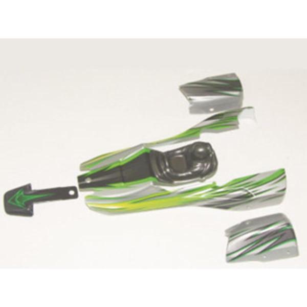 12041 Karosserie Set grün
