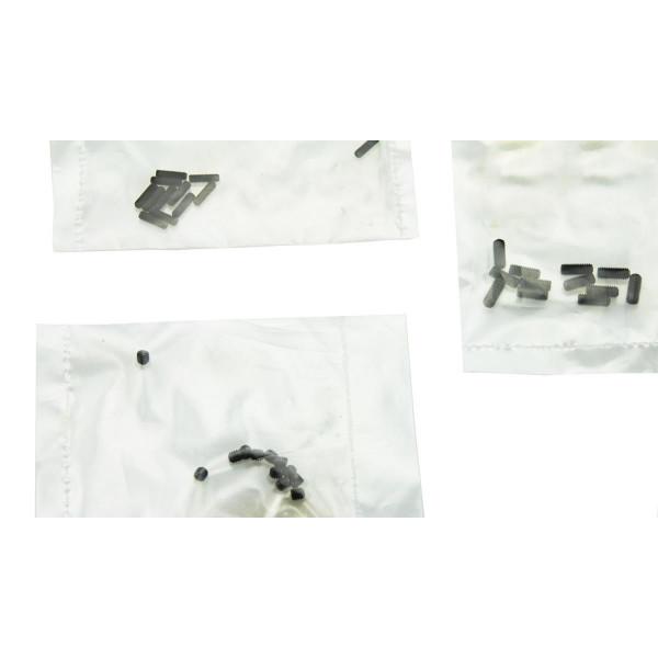 screws M3*10 / M4*4 / M4*8 Madenschrauben