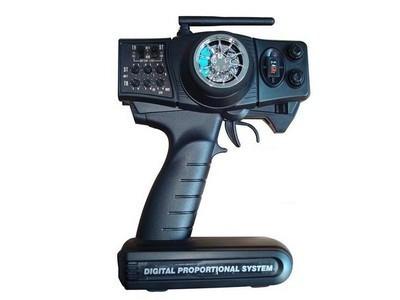 Pistolen Fernsteuerung 2,4GHz