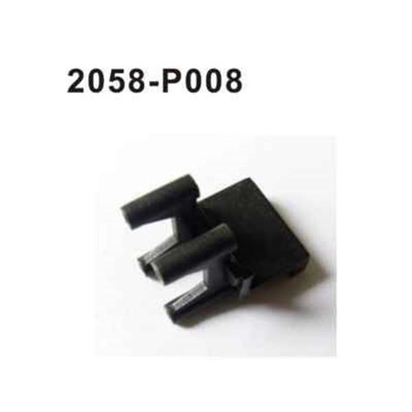 2058-P008 Halter Brutal Pro Versteifungsplatte A