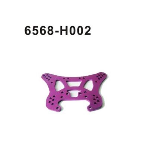 6568-H002 Alu Dämpferbrücke vorne/hinten