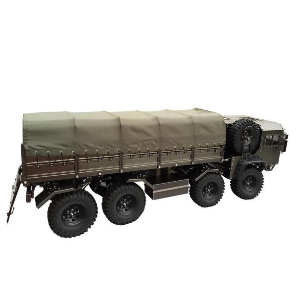 AMXrock Truck Heavy Metal No.8 Scaled Body Metal 4-achser KIT
