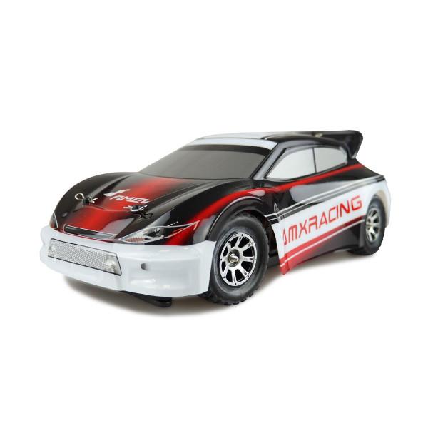 RXC18 Red Rally-Fahrzeug 1:18 4WD RTR