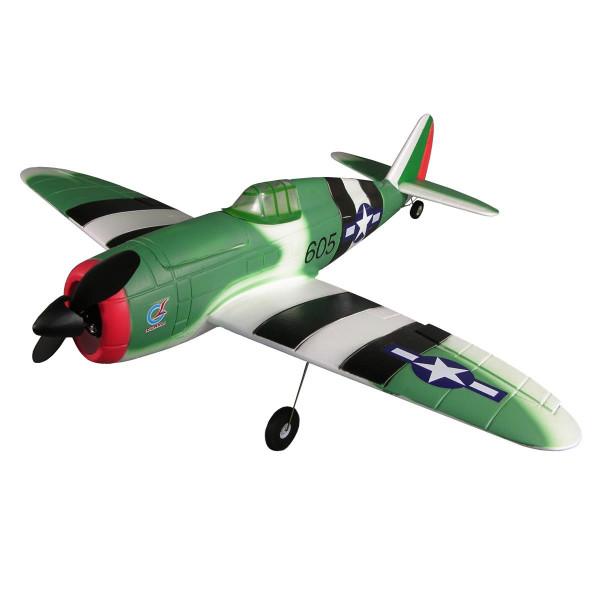 P-47 Thunderbolt 4 Kanal, SW 830mm, 380g