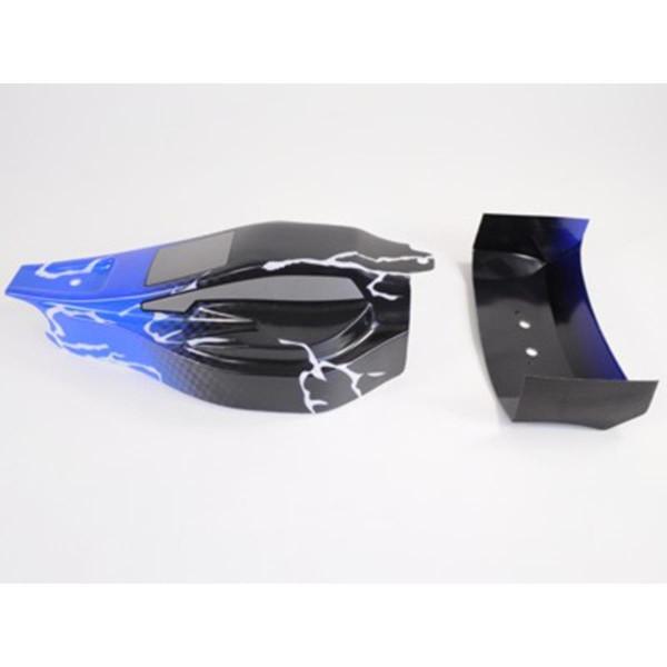 61018BL-B001 Buggy AM10B Pro Karosse Buggy (blau)