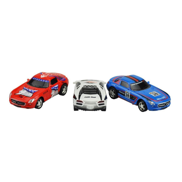 Mini Rally Sport Car M 1:67, 2,4 GHz Fernsteuerung