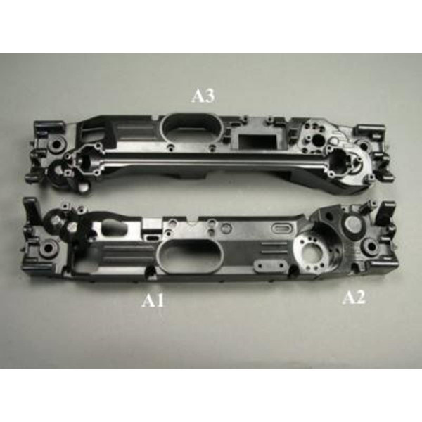 Teileplatte A Chassis 002-1101