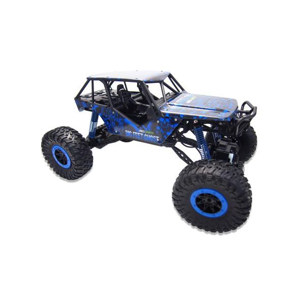 "Crazy Crawler ""Blue"" 4WD RTR 1:10 Rock Crawler"