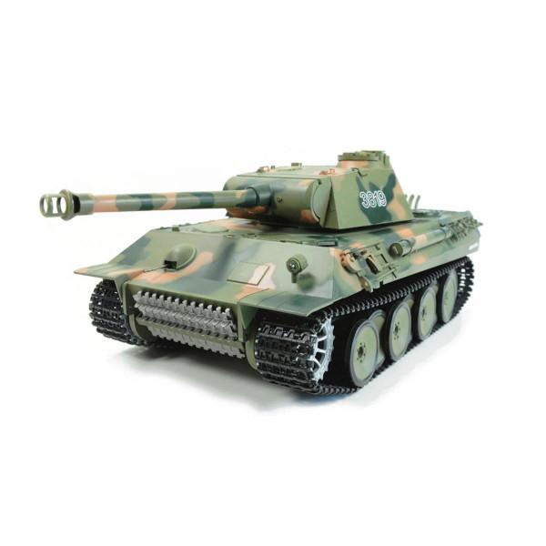 "Panzer ""HL Panther"" M 1:16 / Rauch & Sound"