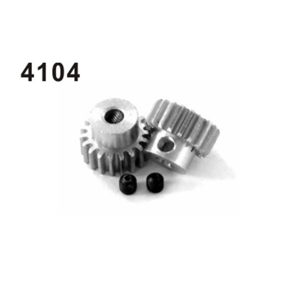 002-4104 Motorritzel 19T 2 Stück