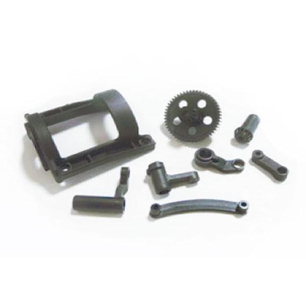 EVO 4M / 4T 12602R Amewi / HBX Getriebeteile,Lenkteile