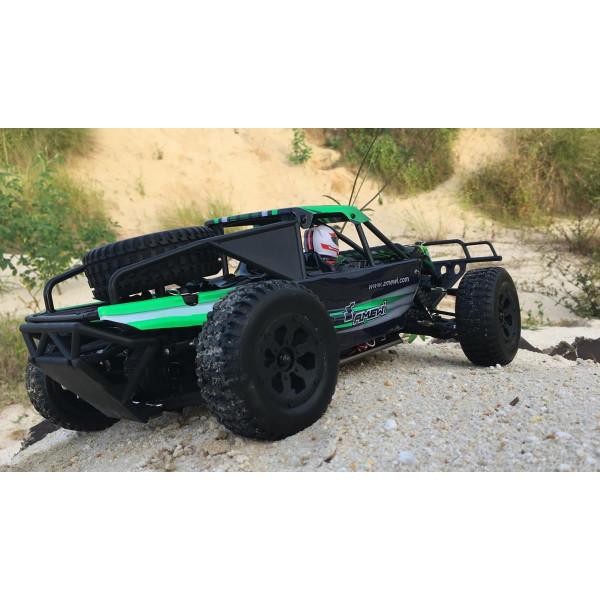 RC Car DUNE Buggy 4WD brushed1:10 Öldruck Stoßdämpfer & Alu Chassis wasserdicht