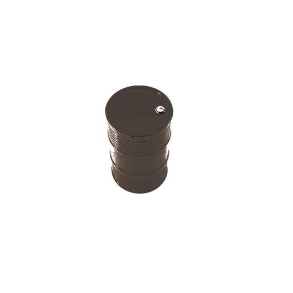 RC Modellbau Öltank / Faß 44 Gallonen schwarz