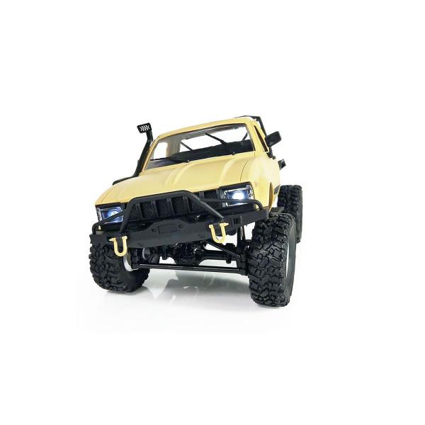 Pick-Up Truck 4WD 1:16 RTR Sandfarben