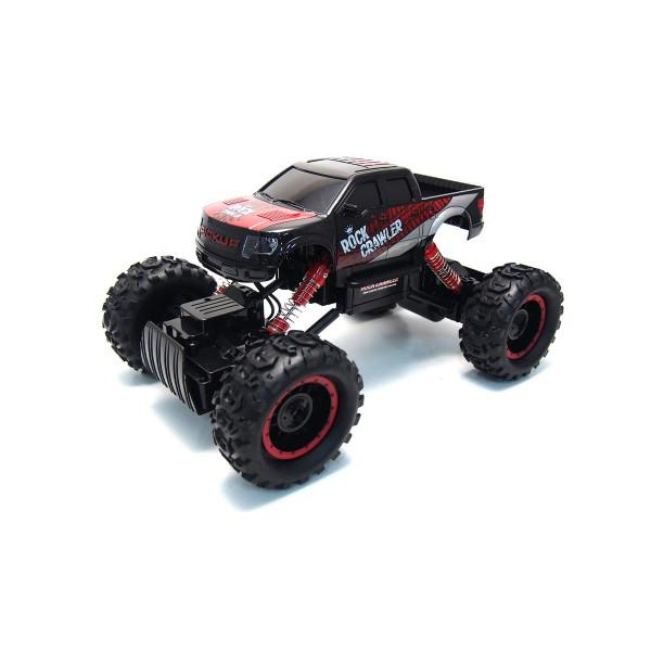Rock Crawler Pick-Up 1:14 red- black