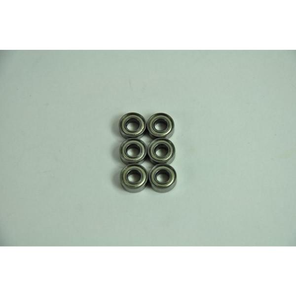 H007 Kugellager 5x11x4 mm 6 Stück