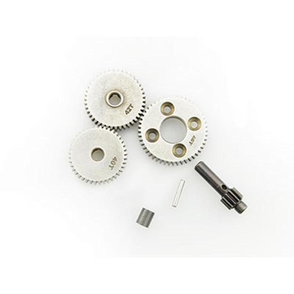Stahlgetriebe Set 40Z,42Z,48Z,12Z