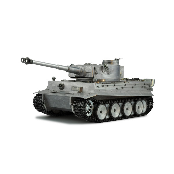 Panzer 1:16 Tiger I Full Metal 2.4 GHz, TRUE Sound