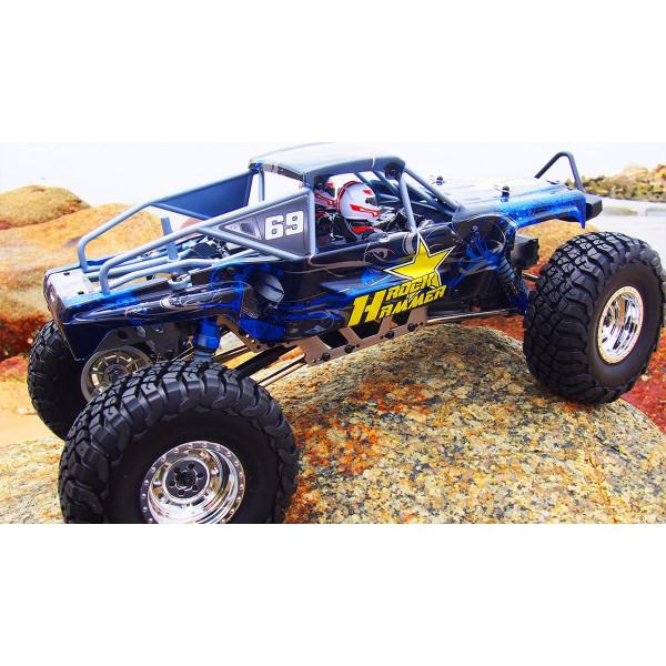 AMXRock RockHammer Crawler 1:10, RTR, blau