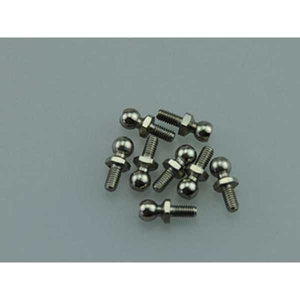 H023 Kugelkopfschrauben 8 Stück