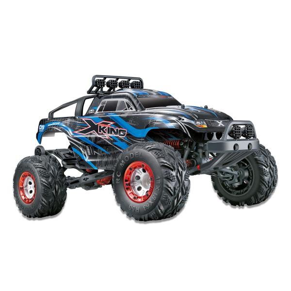 X-King PRO 4WD brushless 1:12 Monstertruck, RTR, 2,4GHz