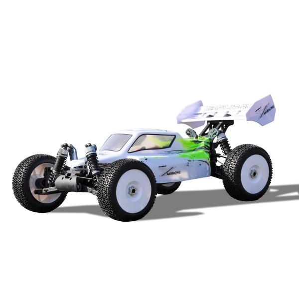 Planet Pro 4WD Buggy RTR 1:8, 2,4GHz, weiß-gelb