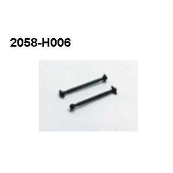 2058-H006 Brutal Pro Antriebswelle v/h 2 Stück