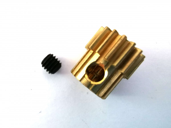 Motorritzel 11146 Modul 0,6 Amewi 16 Zähne