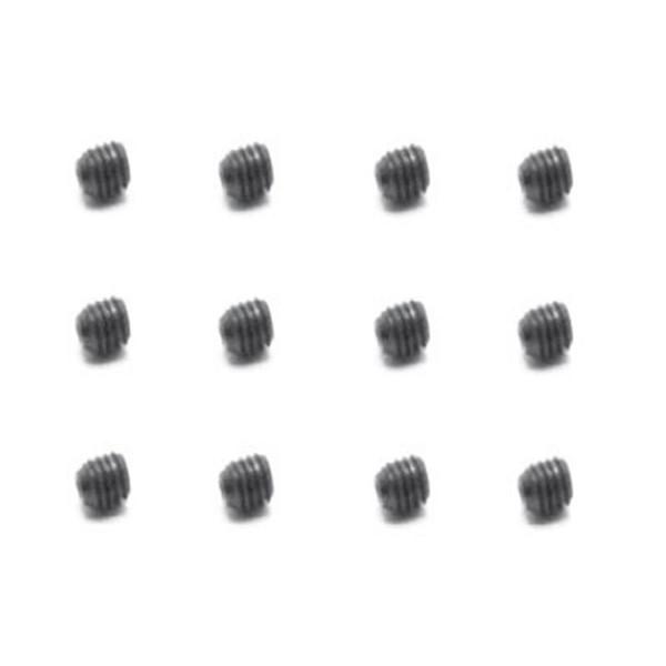 Set Screw 3*4mm (12P) EVO 4T / 4M