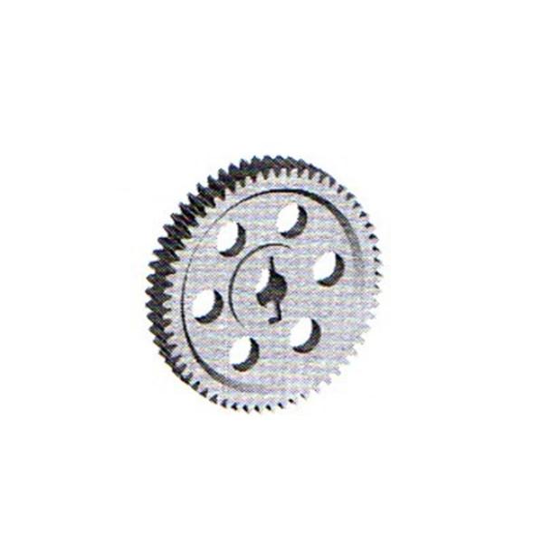 Hauptzahnrad 64 Zähne Stahl Modul 0,6