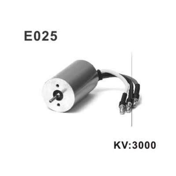 Brushless Motor 540 3000KV 002-E025