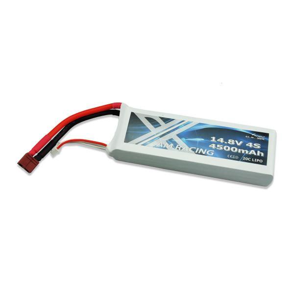 LiPo Akku 4S 14,8V 4500mAh 20C Softcase, DEANS