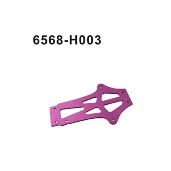 6568-H003 Alu Versteifungsplatte vorne