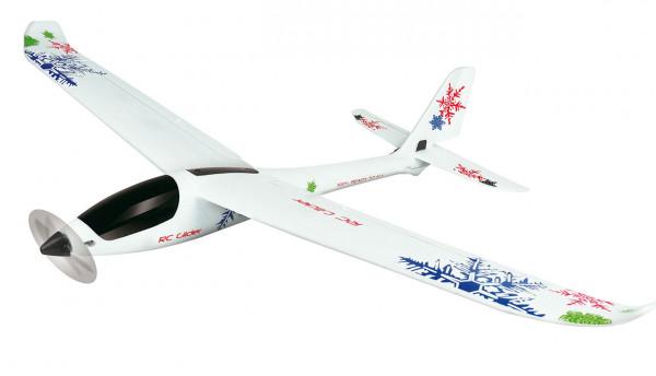 Amewi 3D Climber 24057 Segelflugzeug mit Gyro, 5-Kanal RTF