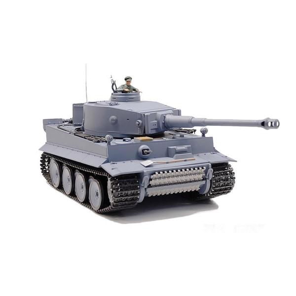 "Panzer ""HL Tiger I"" M 1:16 / Grau / Rauch & Sound"