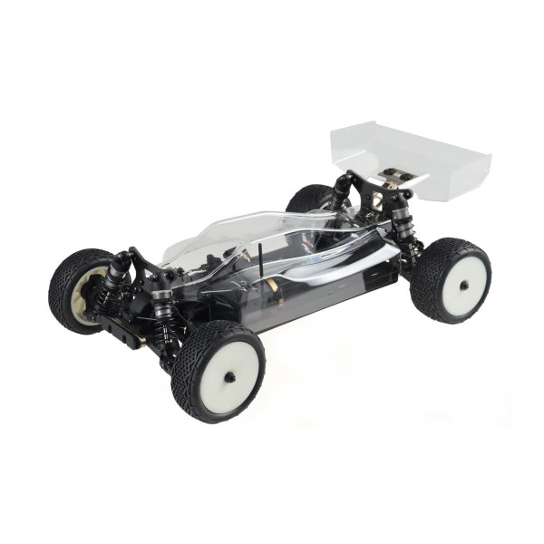 evoX6000 comp. Buggy 4WD 1:10, Competition Roller