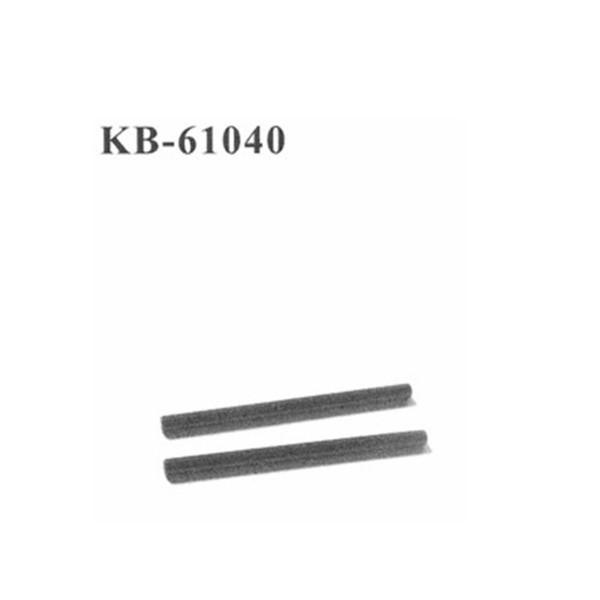 KB-61040 Hinge Pins Querlenker hinten innen