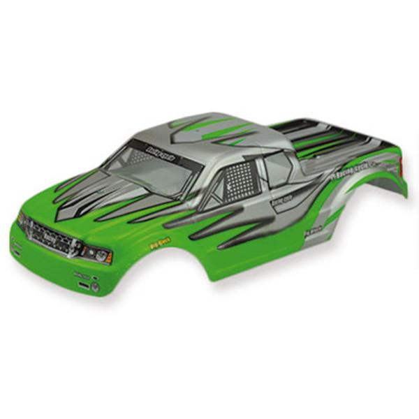 Monstertruck Body Green S-Track V2
