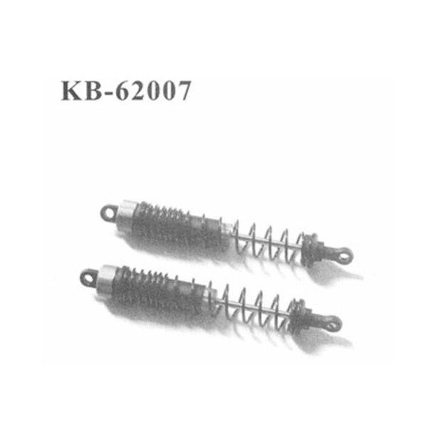 KB-62007 Dämpfer vorne komplett