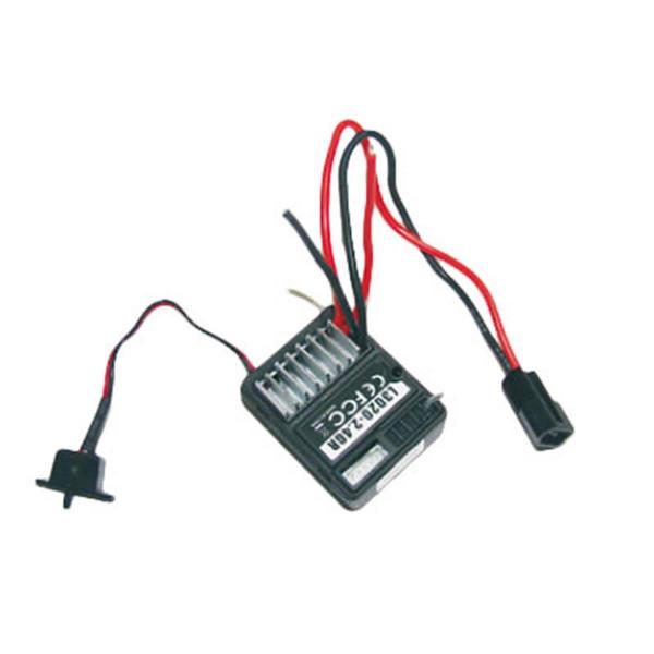 Regler/Empfänger Elektronik EVO 4M /4T