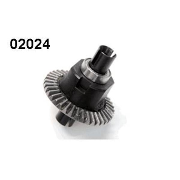 02024 Differentialgetriebe