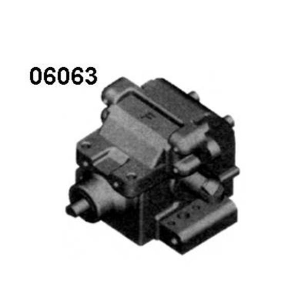 06063 Getriebe vorne komplett