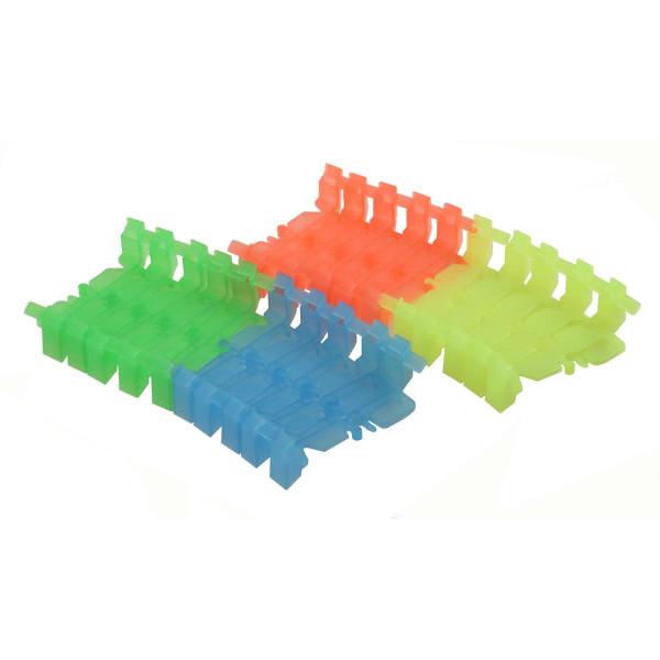 Magic Traxx Schienen Set Glow 20-teilig