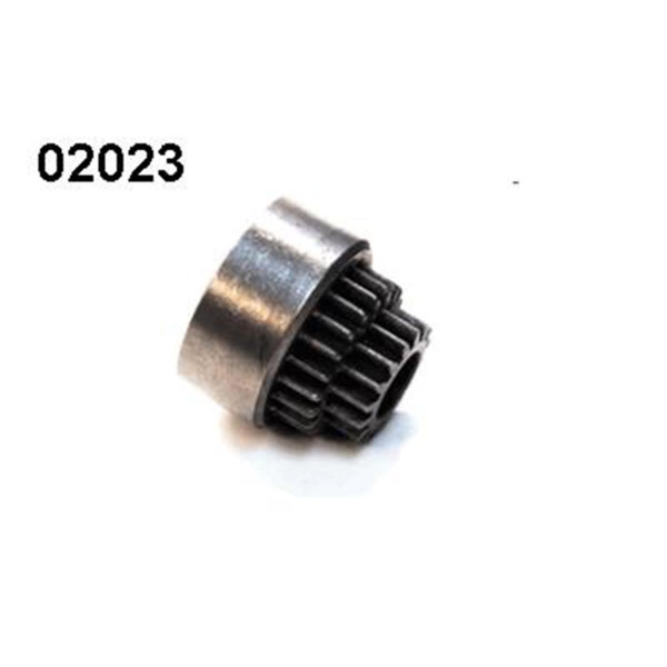 02023 2-Gang Kupplungsglocke