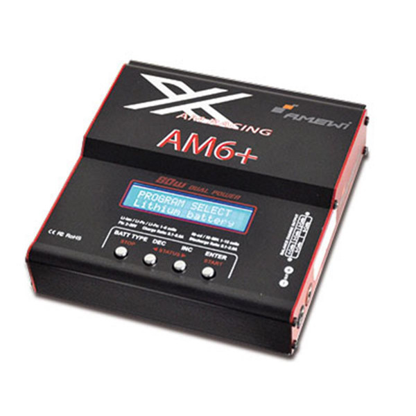 AM6+ Multifunktionsladegerät 8A 80W