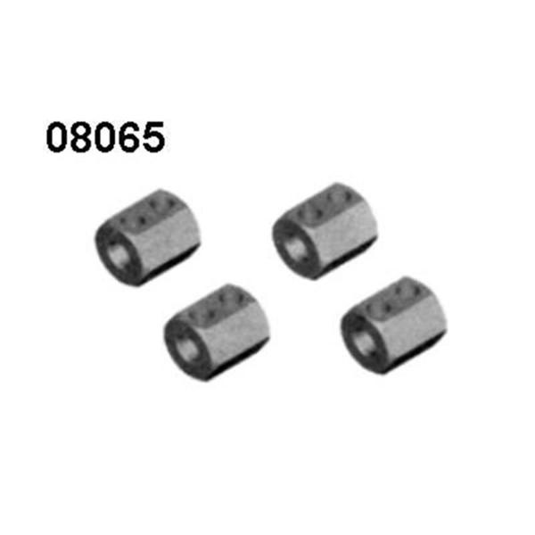 08065 Radmitnehmer 4 Stück