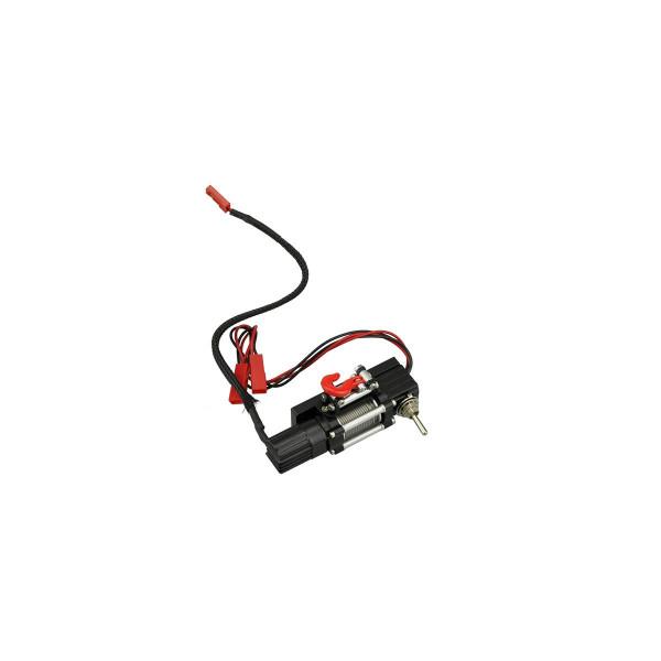 Aluminium Power Winde D90 mit integriertem Schalter